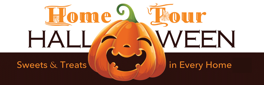 Halloween Home Tour This Weekend!